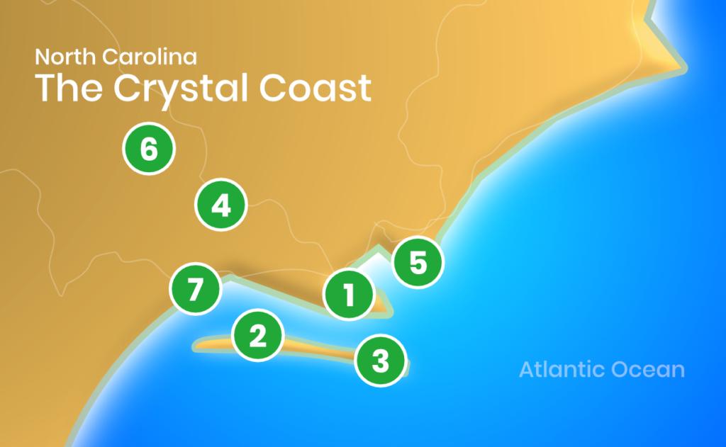 Coastal Home Services - Service Areas