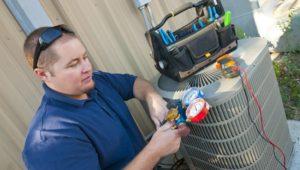 hvac static pressure repair